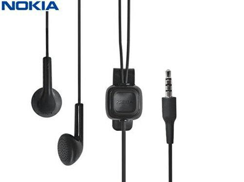 NOKIA 立體聲原廠耳機 WH-102/WH102 (3.5mm) 5320XpressMusic/N95/N95 8GB/N96/N97/N97mini/6121C/6208/6210N/6220C