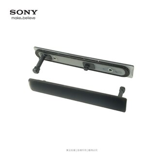 SONY Z3 mini Compact D5833 原廠 SIM卡/TF記憶卡孔蓋/Micro 充電孔/ (二入一組) 外蓋/零件/卡蓋/卡塞