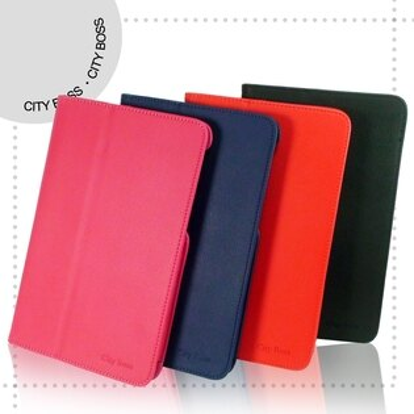 ASUS Fonepad 7 TRICOVER ME372CG K00E/ME372/ME373CG  7吋 側掀皮套/書本式/筆記本式保護套/站立式皮套