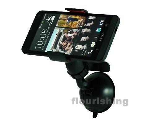 萬用車架/通用車架/導航支架/夾式手機架/影片架 油壓超強固定吸盤 Samsung I9000/I9100/I9200/I9250/Galaxy S Advance i9070 /N7000/S5830/S5660