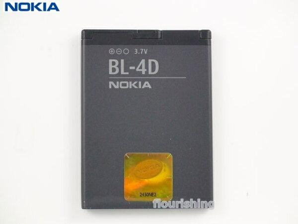 NOKIA 原廠電池【BL-4D】 E5/E-5/N8/N-8/N97mini