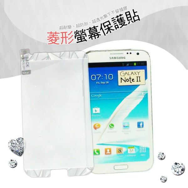 菱形螢幕保護貼 前面保護貼 Samsung Galaxy S3 i9300/亞太 S3 i939  專用 螢幕保護貼