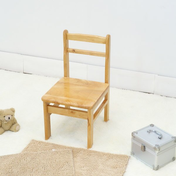 大發現~實木中椅 兒童椅 小椅凳 餐椅 休閒椅 此為木紋 區