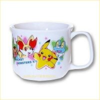 Pokemon:精靈寶可夢到asdfkitty可愛家☆日本金正陶器神奇寶貝 寶可夢 皮卡丘陶瓷馬克杯-可微波-日本正版商品