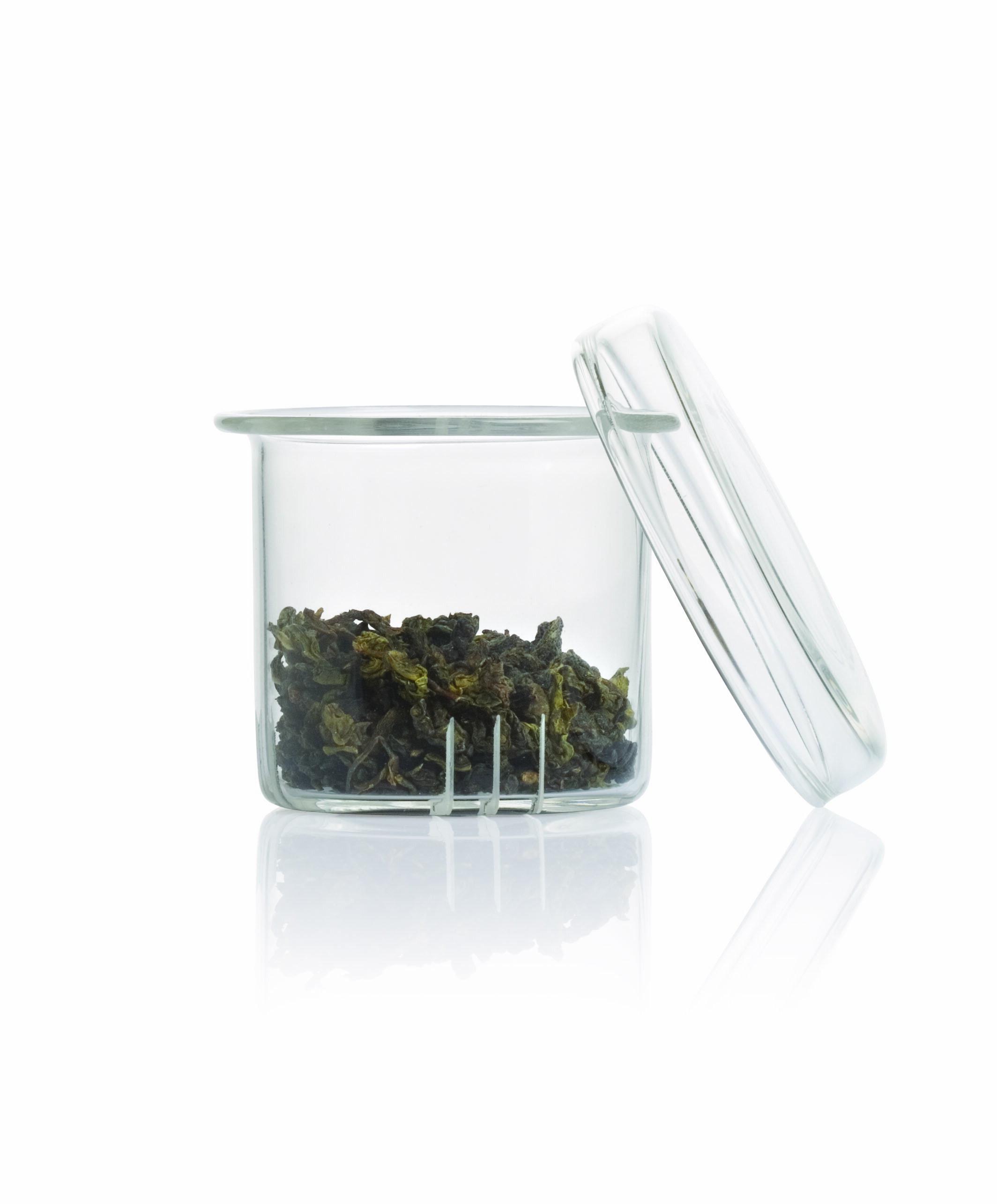 Tea Forte SONTU玻璃茶葉濾杯 SONTU GLASS INFUSER 0