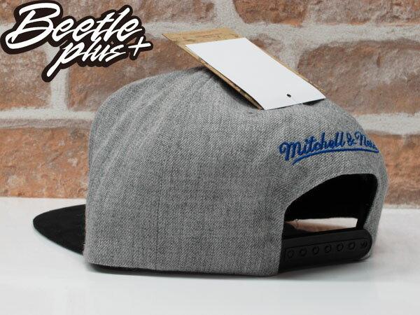 MITCHELL&NESS NBA WARRIORS 金州 勇士 CURRY 灰黑 麂皮 SNAPBACK 帽 總冠軍 2