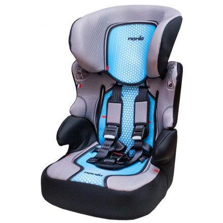 『121婦嬰用品館』納尼亞 成長型安全汽座 - 基本款 - 藍色 FB00318