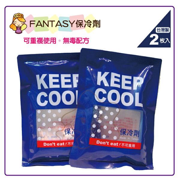 【大成婦嬰】KEEP COOL 保冷劑 (2入1組)