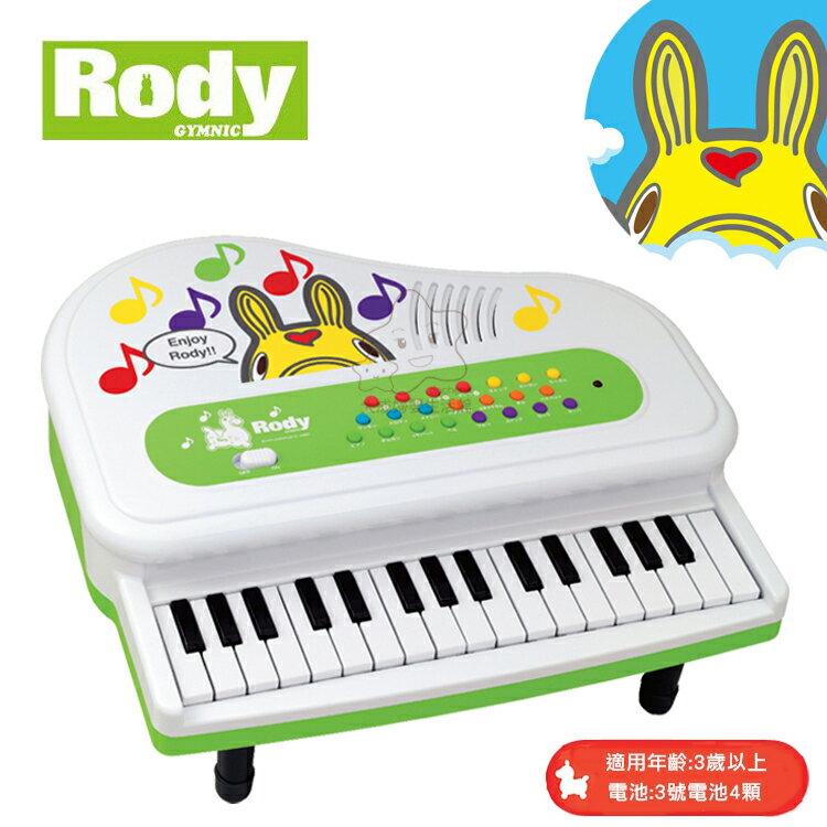 【大成婦嬰】Rody 跳跳馬 音樂小鋼琴 3589 玩具 / 音樂 / 聲響 0