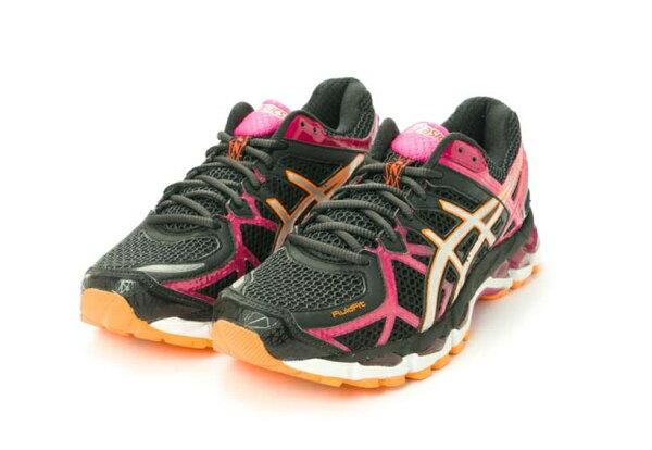 [陽光樂活] (特價)  ASICS GEL-KAYANO 21 女 頂級  運動鞋-T4H7N-9091