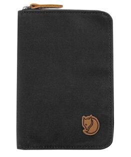 【鄉野情戶外用品店】 Fjallraven |瑞典|  小狐狸護照包/護照夾 零錢包/24220 《灰色》
