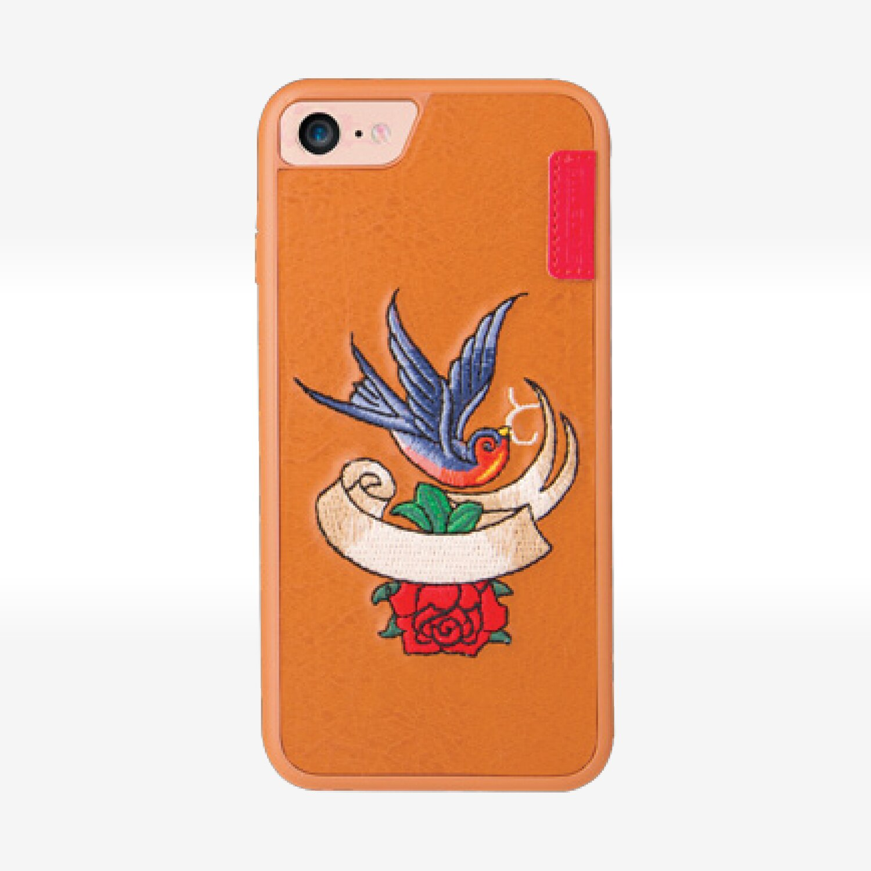 [預購]Skinarma IREZUMI iPhone 7 Plus刺繡背蓋 4