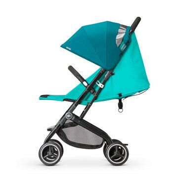 【Goodbaby】Qbit+ 嬰兒手推車(水藍色) CAPRI BLUE 616240011 1