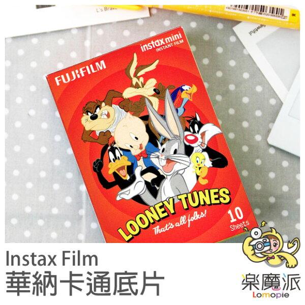 『樂魔派』富士 華納 卡通頻道 Looney Tunes Film 兔寶寶 傻大貓 塔茲 崔弟 拍立得底片 適用 MINI8 7S 25 50S 90 SP1 LOMO INSTANT