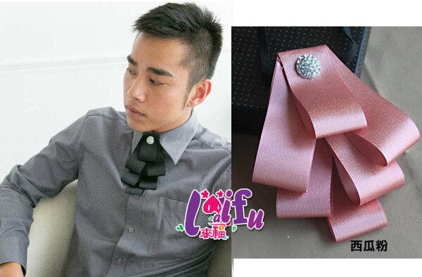 來福,k272金粉鍛面聖誕樹領結結婚領花新郎領結,售價450元