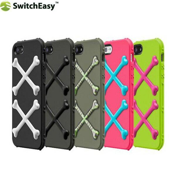 SwitchEasy BONES 狗骨頭 iPhone 5/5S 強韌保護殼