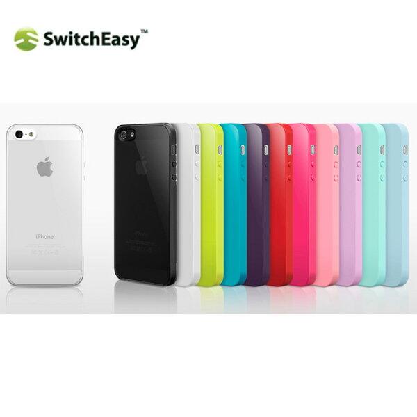 SwitchEasy Nude iPhone5/5s超薄保護殼