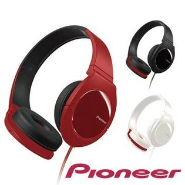 Pioneer SE-MJ721  時尚重低音耳罩式耳機 ,先鋒原廠公司貨,附保卡,保固一年