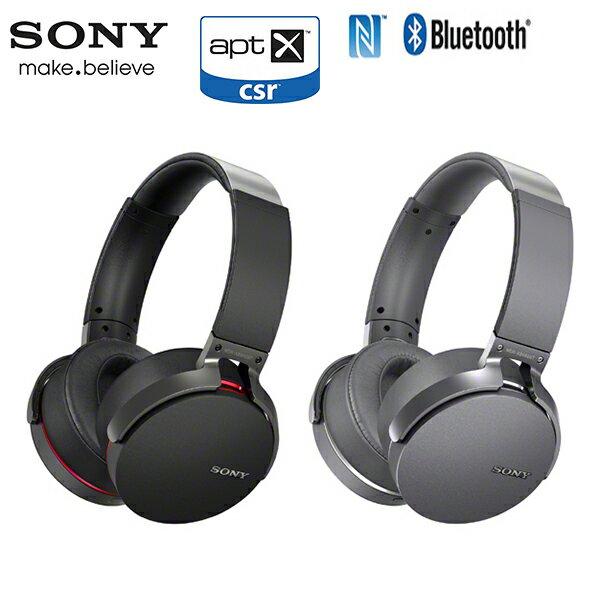 SONY MDR-XB950BT (贈收納袋) NFC無線藍牙重低音耳罩式耳機,公司貨附保卡,一年保固
