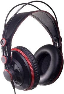 Superlux 舒伯樂 HD681,半開放式專業用監聽耳罩式耳機,公司貨附保卡保固一年