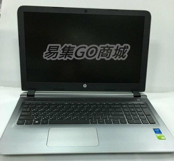 易集GO商城- HP惠普Pavilion筆記型電腦/15- ab097tx-(展示無外箱,贈背包)104819