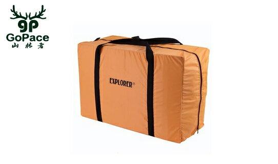 ├登山樂┤GoPace 山林者 BG-7365 戶外用品大裝備袋 (台灣製)