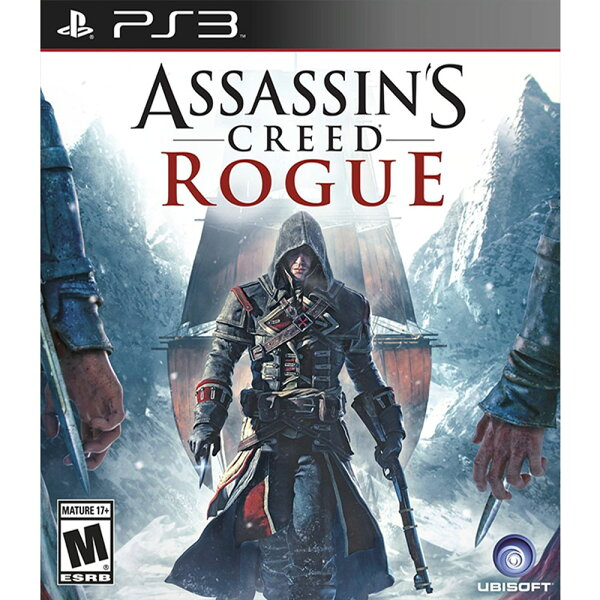 PS3 刺客教條:叛變 英文美版 Assassin's Creed: Rogue