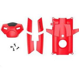 【Parrot 配件】和信嘉 Parrot Spider 五件外殼組含螺絲組 紅 291618106C Rolling Spider 派諾特 空拍機 公司貨