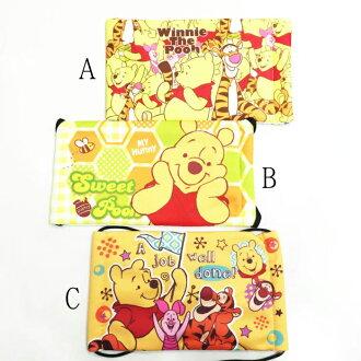 迪士尼 小熊維尼 Winnie the Pooh 口罩 成人 布口罩 39元 居家 正版日本授權 * JustGirl *