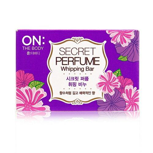 素晴館 韓國On The Body 香水有機滋養皂兩款 秘密香氛(90g)另有愛戀香氛