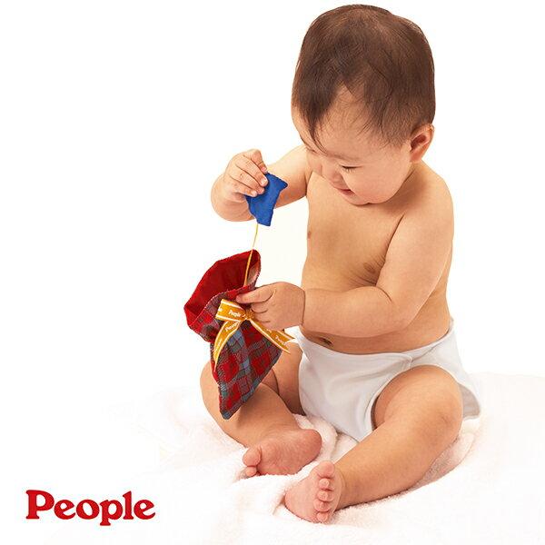 People - 蝴蝶結包裝袋玩具 2