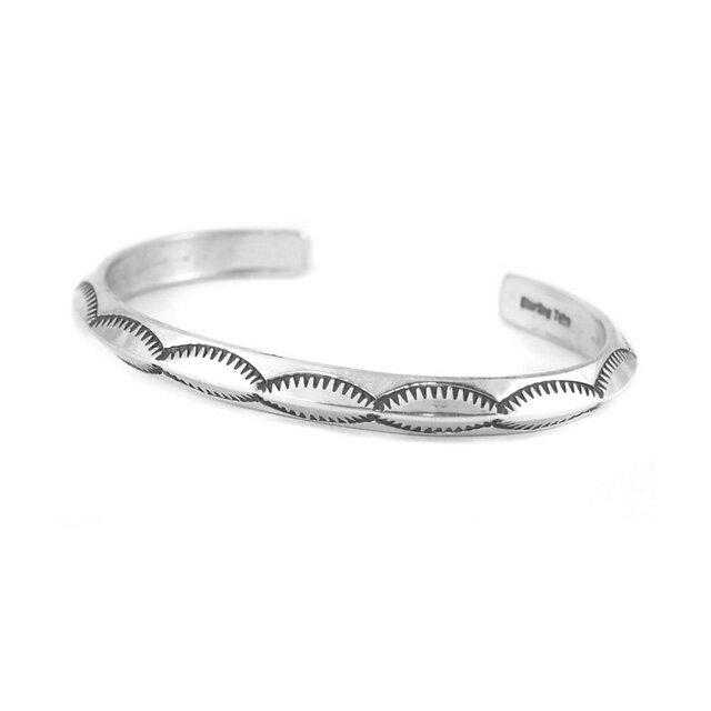 【現貨商品】【Indian Jewelry】印地安圖騰三角形手鐲(花紋隨機出貨)(Navajo-040) 8