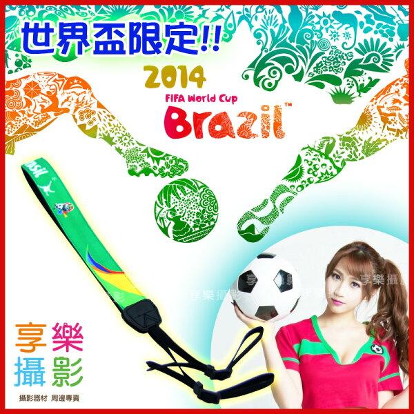 [享樂攝影]NEOpine 2014 巴西世界盃 潮流 世足 限量 世界杯 周邊 紀念品 禮品 禮物 適用拍立得相機水壺包包背帶巴西班牙阿根廷德國