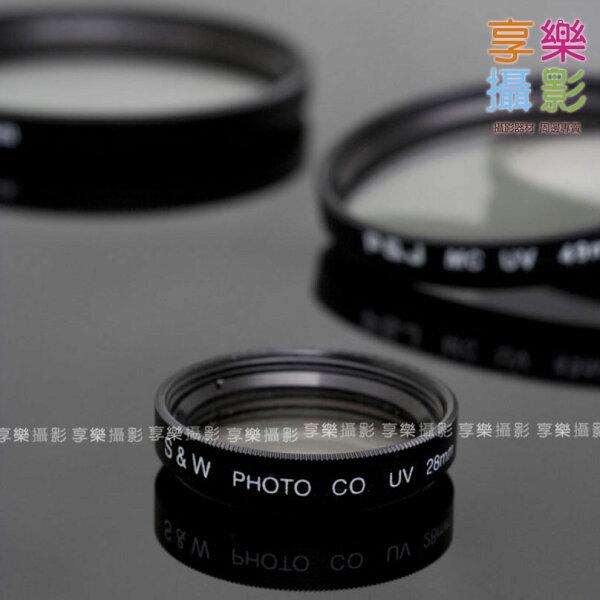 [享樂攝影] 28mm / 34mm / 37mm / 39mm / 40.5mm / 43mm 多層鍍膜 MC UV鏡 保護鏡 代工牌