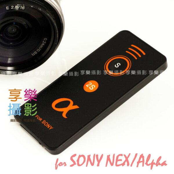 [享樂攝影]SONY專用紅外線遙控器 功能同RMT-DSLR相機遙控器