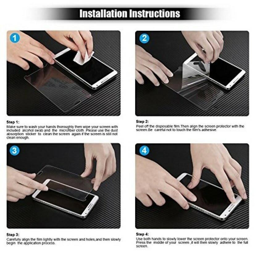 Protector Pantalla CRISTAL TEMPLADO Premium Para Vodafone Smart Prime 6 2