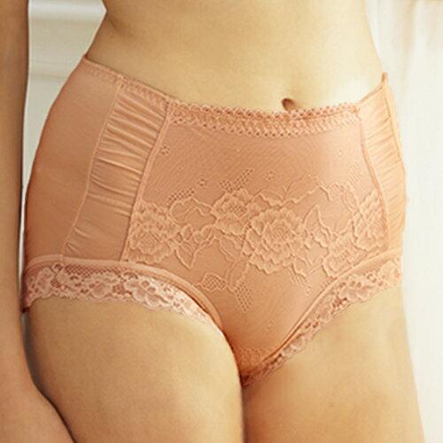 【DE FELI】典雅舒適竹炭蕾絲褲(隨機色出貨) 0