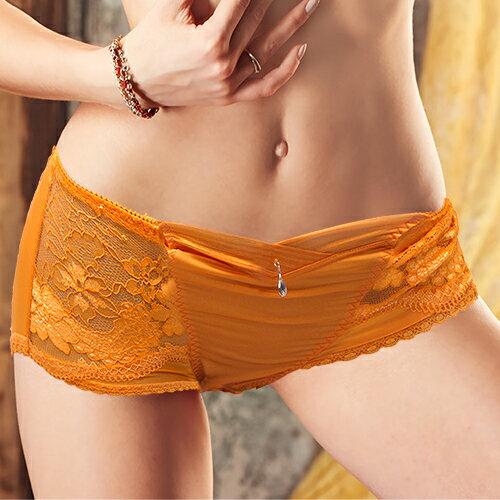 【Favori】極致 美塑系列平口褲(金) 0