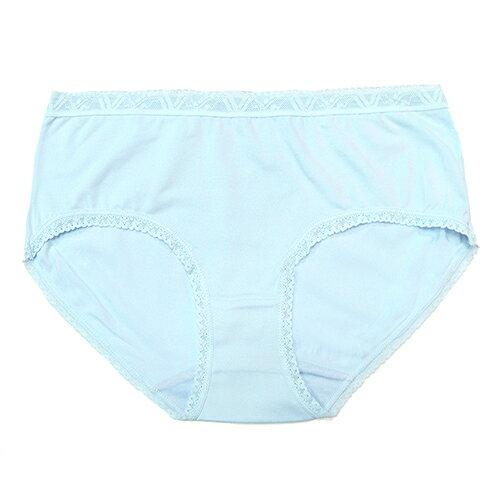 【AJM】素色細膩高腰三角褲(隨機) 1