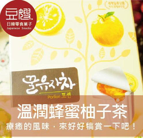 【豆嫂】韓國飲料 膠囊蜂蜜柚子茶