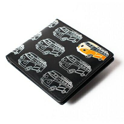Golunski Camper Van Bi-Fold Leather Wallet 0