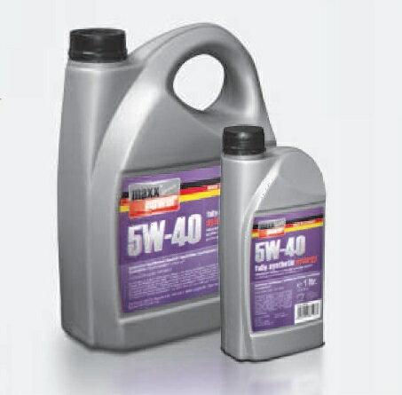 MaxxPower 全合成機油 5w40 1000ml