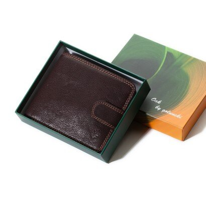 Golunski Dakota Gents Leather Wallet (brown) 0