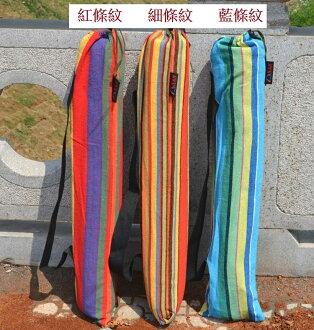 【露營趣】中和 TNR-133 民族風營柱袋 240/280cm 鐵製營柱 鐵管 鋁合金營柱 天幕竿 天幕柱 收納袋 嘉隆速可搭OutdoorBase可用