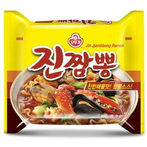 韓國不倒翁 螃蟹炒碼麵 /泡麵 [KR224] - 限時優惠好康折扣