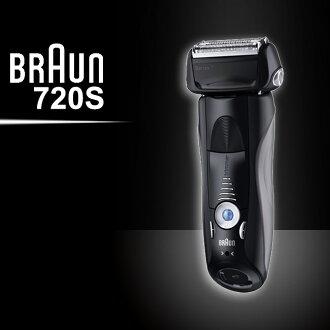 德國百靈BRAUN 7系列智能音波極淨電鬍刀720s