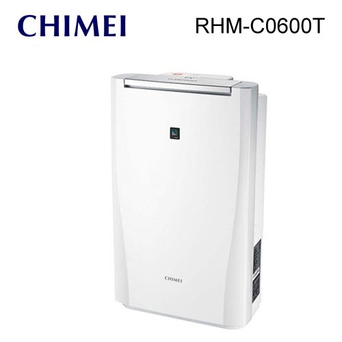【預購】【CHIMEI奇美】6L時尚美型節能除濕機(RHM-C0600T) - 限時優惠好康折扣