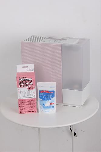 DAINICHI大日(HD-RX311T)空氣清淨保濕機-日本原裝【買就送原廠專用抗菌汽化過濾網+抗菌汽化濾網專用清洗劑】 1