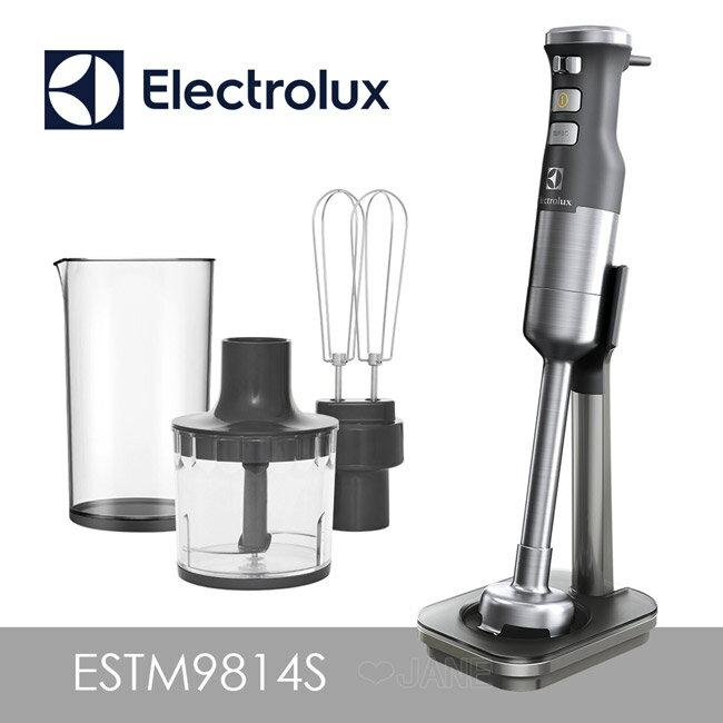 【預購,12月底到貨】Electrolux伊萊克斯大師系列 專業級手持式攪拌棒ESTM9814S - 限時優惠好康折扣