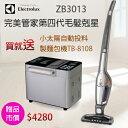 ZB3013 Electrolux 伊萊克斯 第四代完美管家毛髮剋星無線直立式吸塵器-鋼鐵灰【送小太陽自動投料製麵包機】